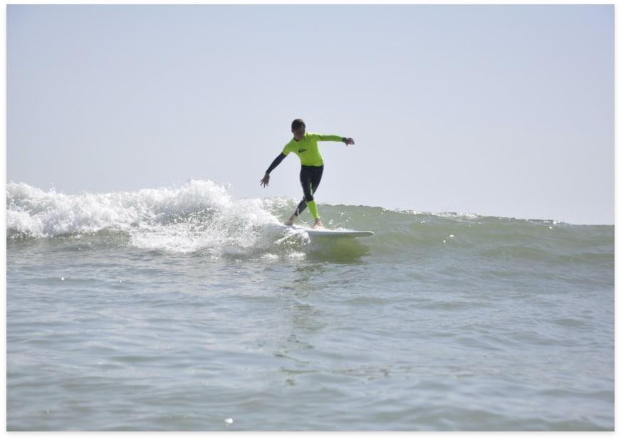 planches de surf polyvalentes